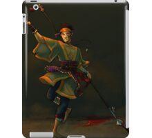 warrior's performance iPad Case/Skin