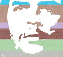 Che Guevara technicolor Sticker