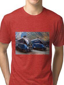 National Railway Museum, York Tri-blend T-Shirt