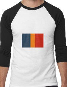 Redbo Men's Baseball ¾ T-Shirt