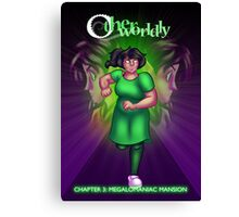 Otherworldly - Chapter 3 Cover Canvas Print