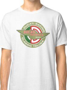 Retro Ducati Racing Classic T-Shirt