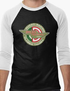 Retro Ducati Racing T-Shirt