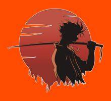 Samurai Sunset by Raymond Lo