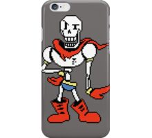 Papyrus Undertale iPhone Case/Skin