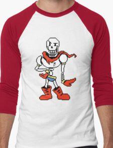 Papyrus Undertale Men's Baseball ¾ T-Shirt