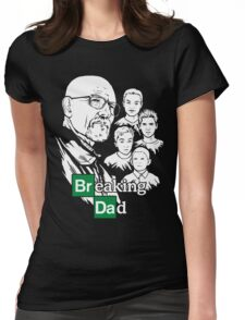 Breaking Womens Fitted T-Shirt