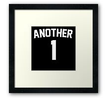 DJ Khaled - Another One Framed Print