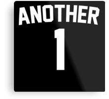 DJ Khaled - Another One Metal Print