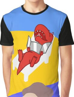 Nudity Rex (image only) Graphic T-Shirt