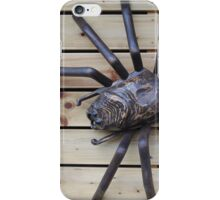 Spider by Simon Williams-Im iPhone Case/Skin