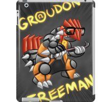 Groudon Freeman iPad Case/Skin