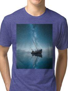 Static of Time Tri-blend T-Shirt