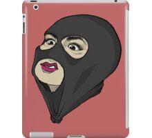 Wild Femininity iPad Case/Skin