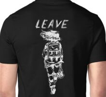 MISFIRED EMOTION // LEAVING Unisex T-Shirt