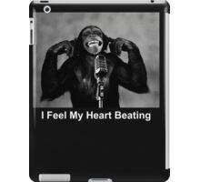 Funny Monkey Singing iPad Case/Skin