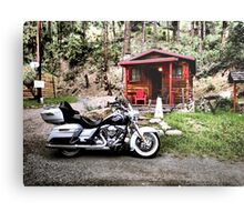 My Cabin in the Woods, Ruidoso, New Mexico Metal Print