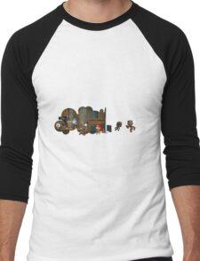 Mr Sackboy Men's Baseball ¾ T-Shirt