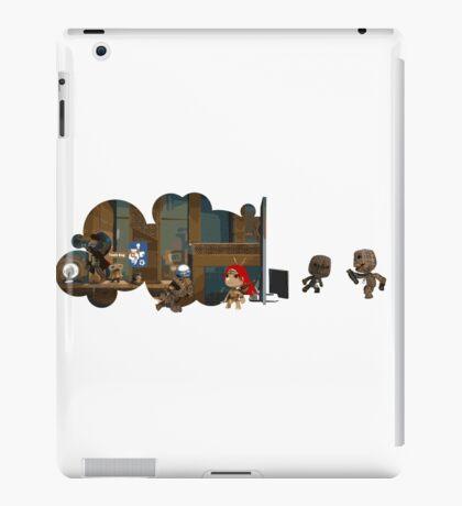 Mr Sackboy iPad Case/Skin
