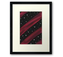 Rifts in Reality Framed Print