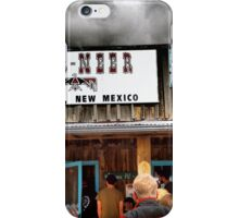 Pi Day at Pie Town New Mexico iPhone Case/Skin