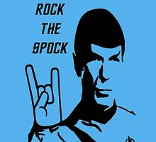 Rock The Spock by Connex2u