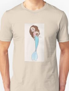 Thoughtful Mermaid T-Shirt