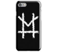 Murder M Logo iPhone Case/Skin