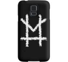 Murder M Logo Samsung Galaxy Case/Skin