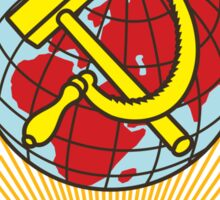 Soviet State Crest Sticker