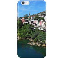 A view in Mostar iPhone Case/Skin
