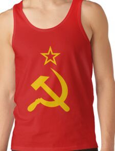 Hammer and Sickle Tank Top