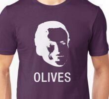 Matt Haig Olives (Pizza John Style) Unisex T-Shirt