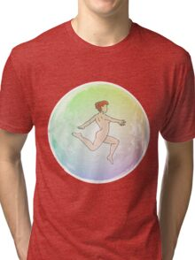 Leave your Bubble (Redhead) Tri-blend T-Shirt