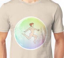Leave your Bubble (Redhead) Unisex T-Shirt