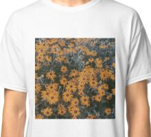 Field of flowers Classic T-Shirt