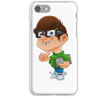 PC Geek V.2 iPhone Case/Skin