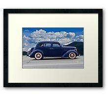1936 Ford Four Door Sedan Framed Print