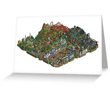 RCT game Greeting Card