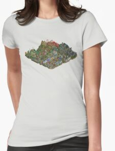 RCT game Womens Fitted T-Shirt
