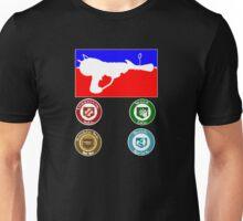Zombie Ray Gun Unisex T-Shirt