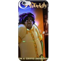 Otherworldly - Chapter 4 Cover iPhone Case/Skin