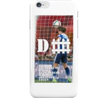 D (fence) iPhone Case/Skin