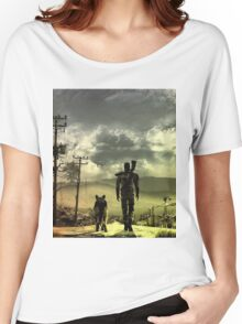 Desert Women's Relaxed Fit T-Shirt