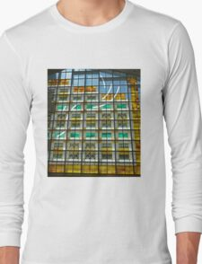 Rice and Wheat, Community of Christ Temple Long Sleeve T-Shirt