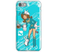 Köpke Chara Collection - Coffee Flight Attendant iPhone Case/Skin