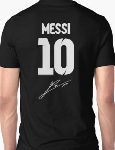 Messi 10  T-Shirt