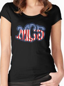 MC5 Women's Fitted Scoop T-Shirt