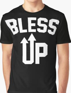 DJ Khaled - Bless Up Graphic T-Shirt