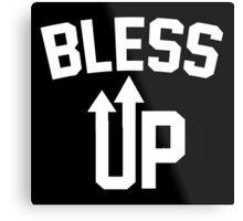 DJ Khaled - Bless Up Metal Print